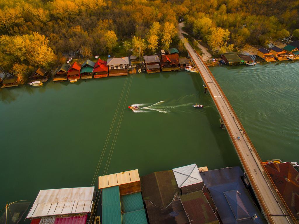 River ada bojana for fishing